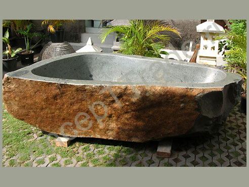 Ванна из камня своими руками 72