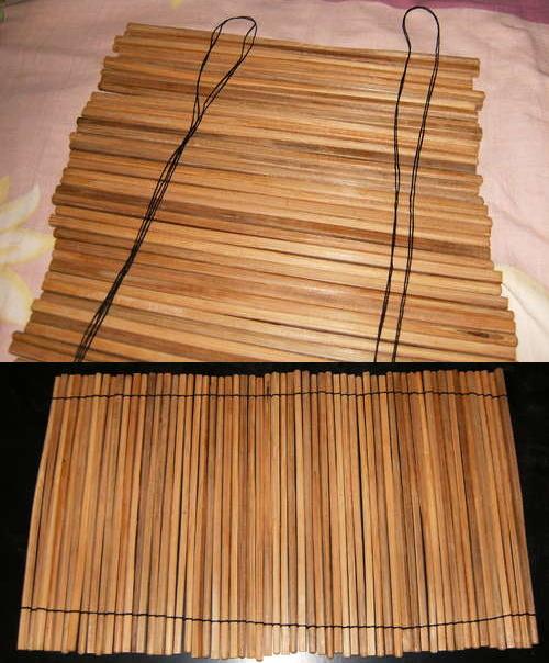 Своими руками из бамбуковых палочек 862