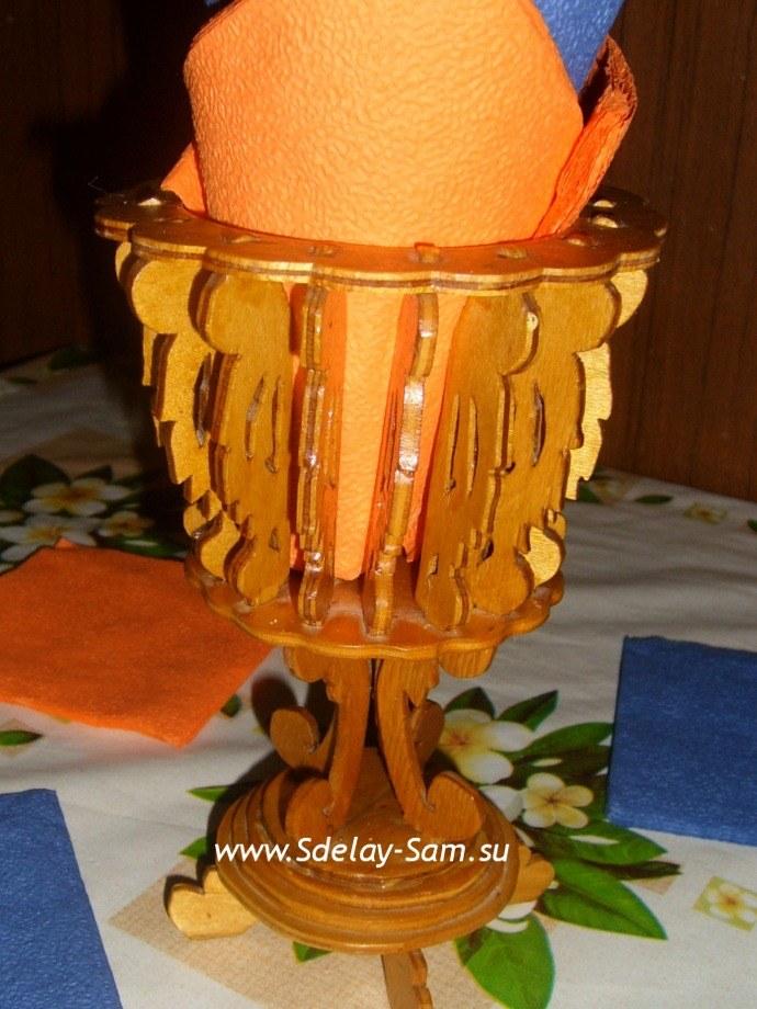 Выпиливание лобзиком схема вазы