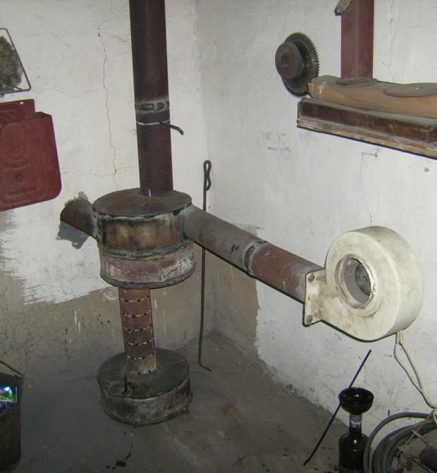 Вентилятор для печки на отработке своими руками