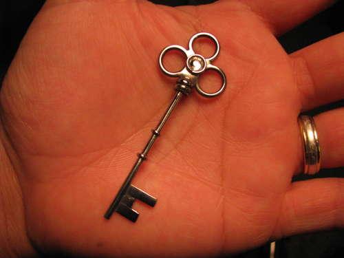 Фото как сделать ключ