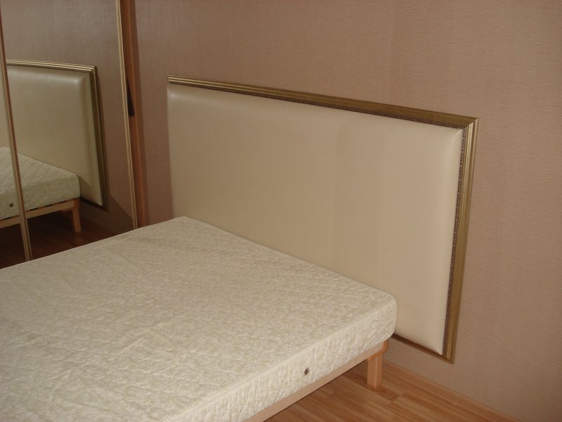 Как сделать спинку кровати