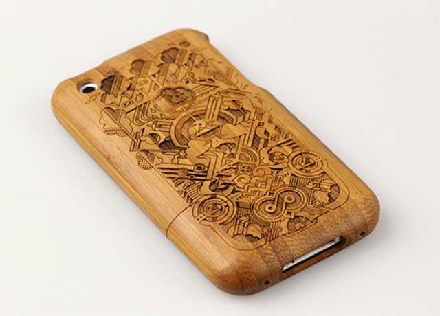 Чехлы для телефона из дерева