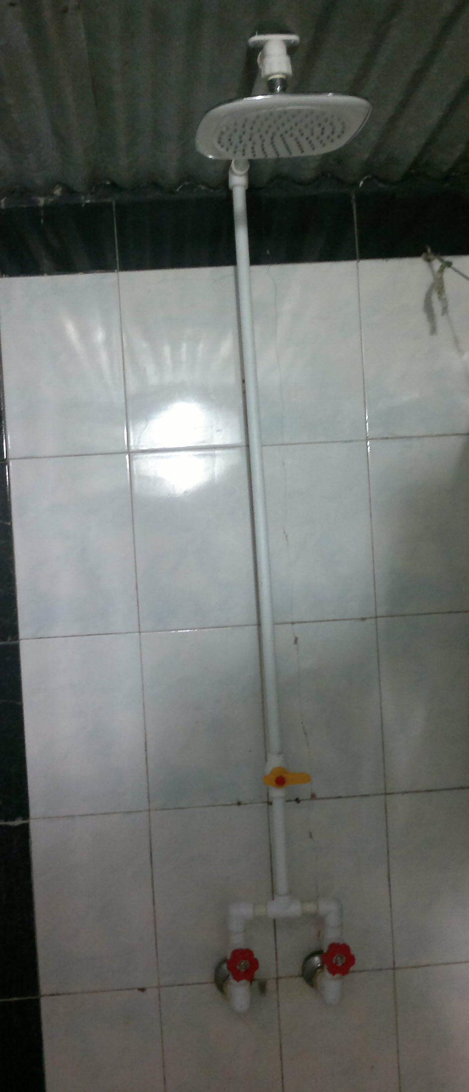 Смеситель для бани из пластиковых труб своими руками 2 Сделай Сам www.sdelay.tv