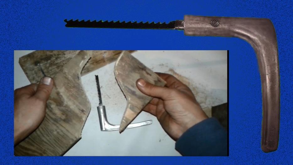 Как сделать мини лобзик своими руками