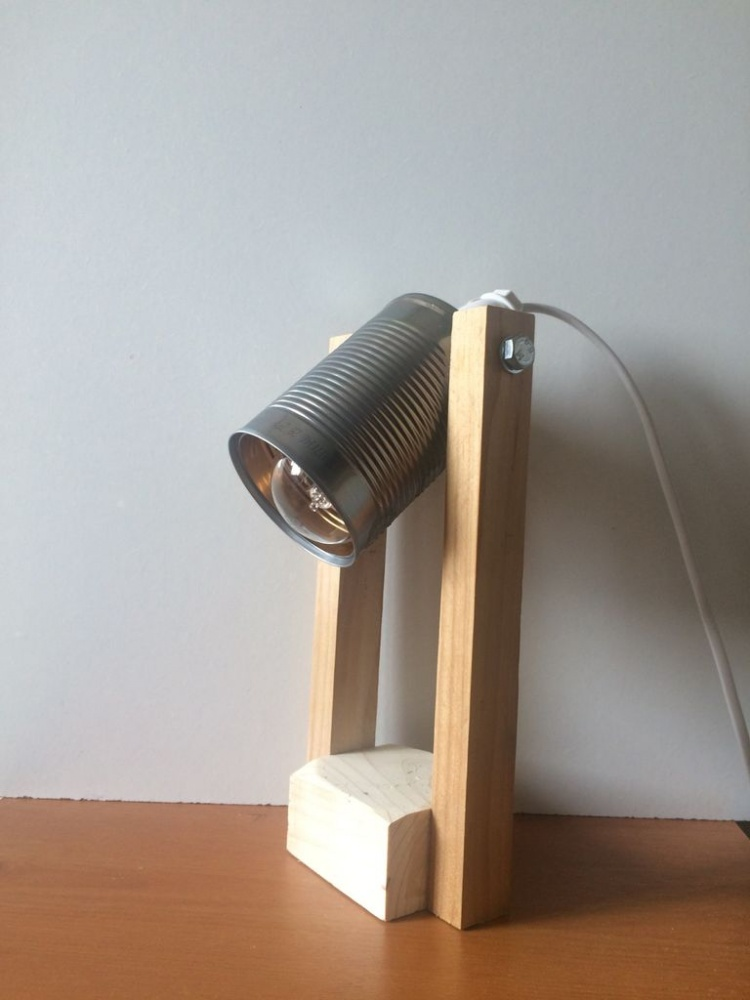 Изготовление лампы своими руками 46