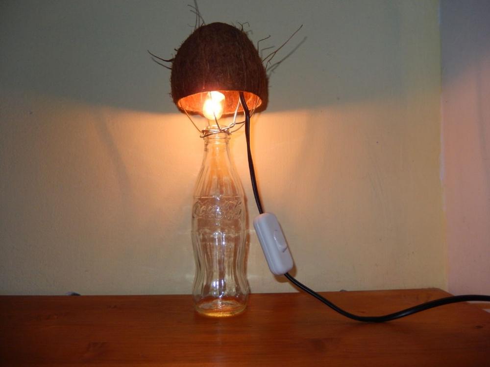 Лампы сделанные своими руками