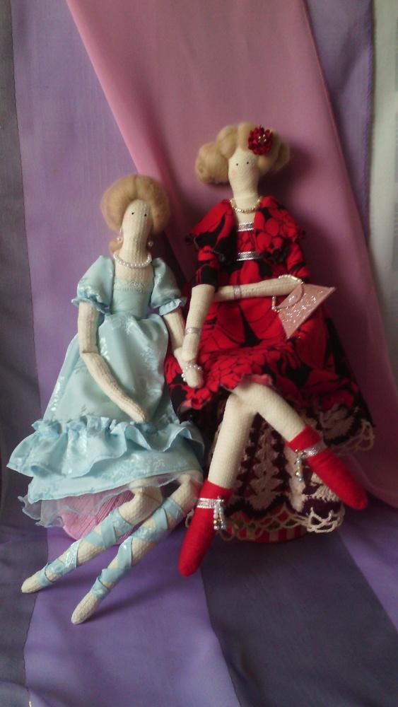 Интерьерные куклы своими руками мастер класс для начинающих