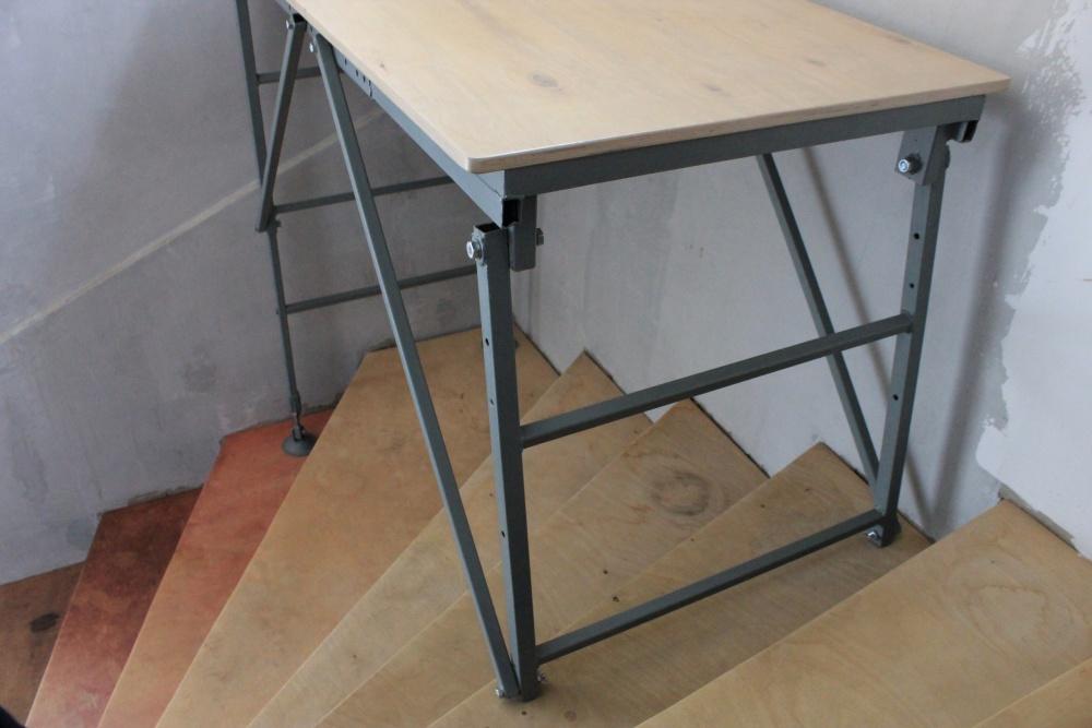 Малярный стол складной своими руками 2
