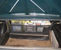Сетка в багажник ВАЗ 2107 с освещением