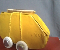 Автомобиль шкатулка