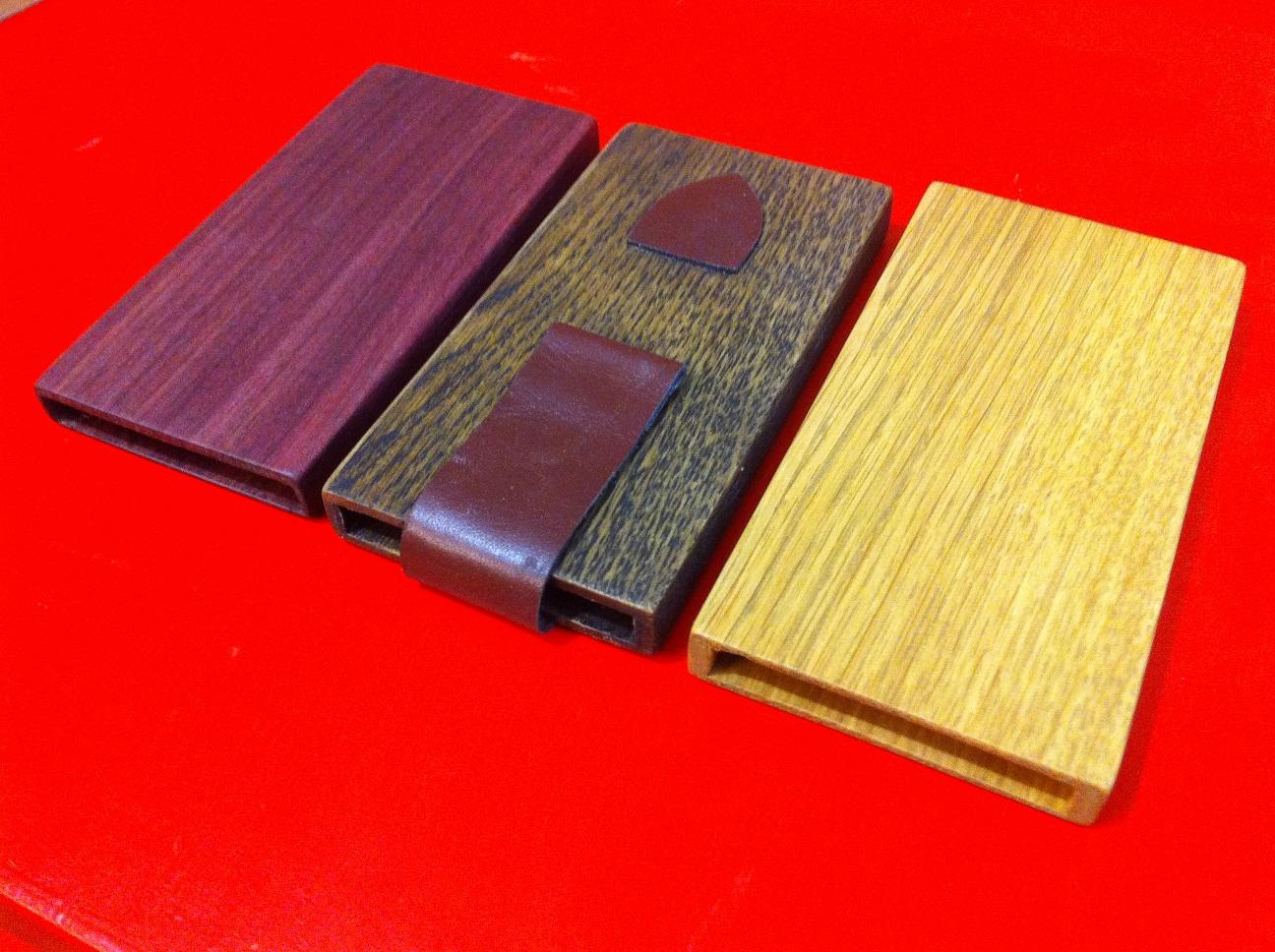 Как сделать деревянный чехол