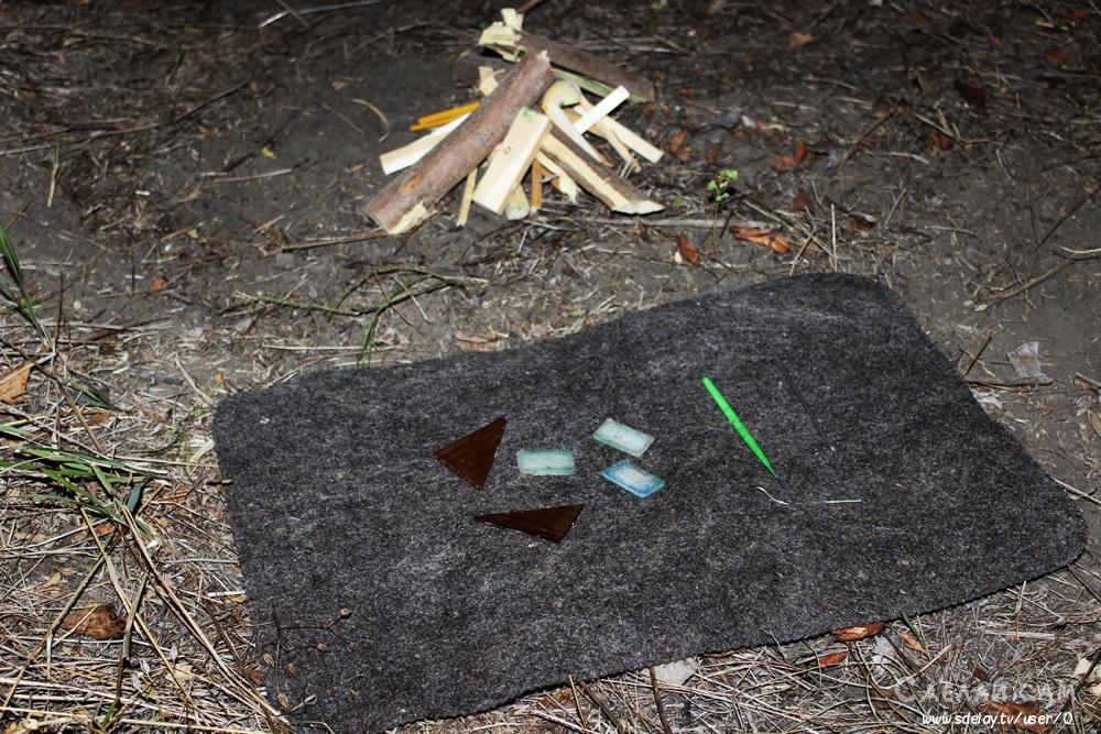 Что можно сделать из пластин от комаров. Полезная самоделка для туризма