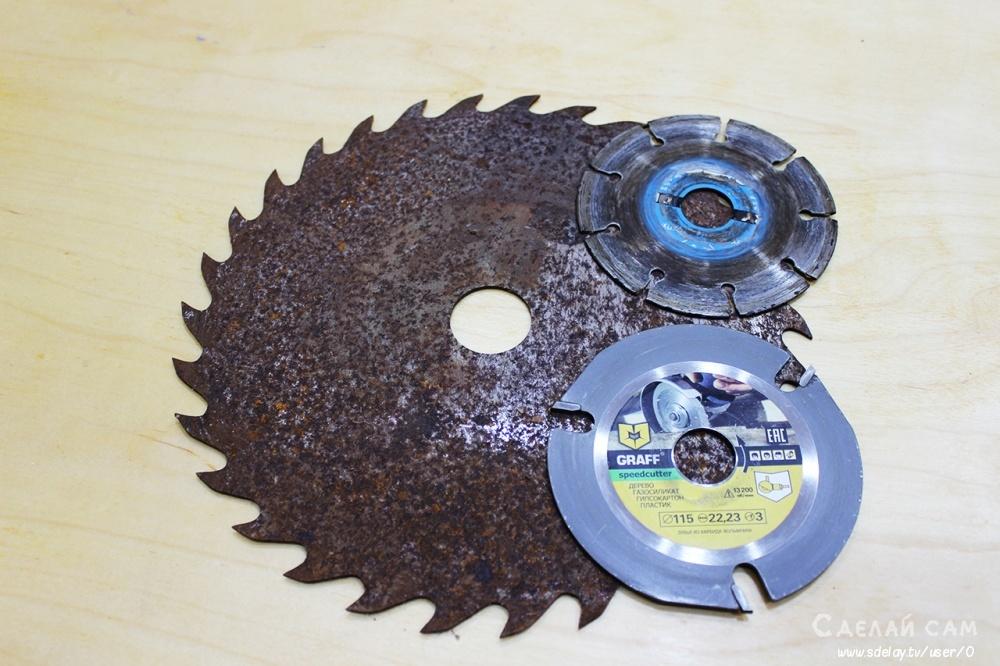 УНИВЕРСАЛЬНЫЙ диск по дереву для БОЛГАРКИ. Диск по дереву GRAFF обзор и тест.