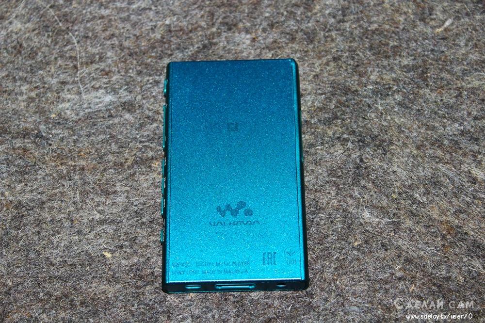 Sony NW-A35.2 года работы. Обзор Hi-Res плеера