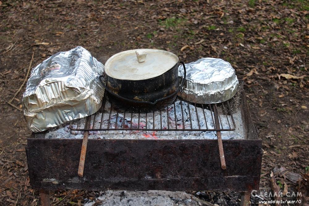 Как согреться в палатке без печки и спальника