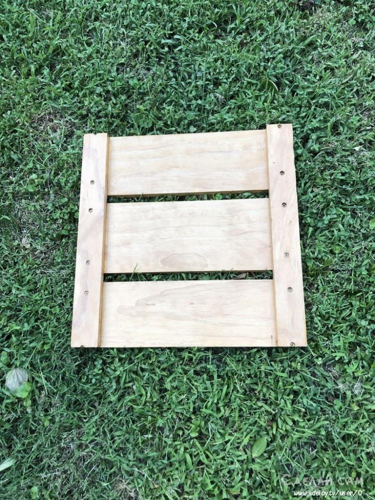 Деревянное садовое кресло своими руками