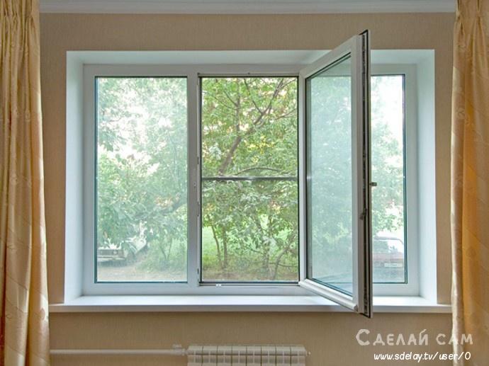 Пластиковые окна из ПВХ: Тепловые и звуковые характеристики