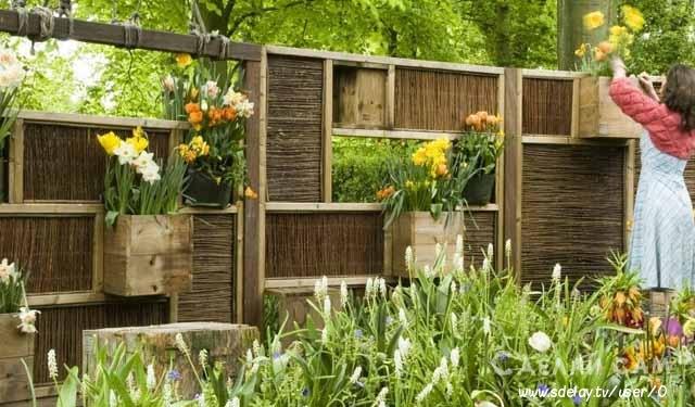 Просто, но гениально: 9 действительно хороших идей для дизайна сада