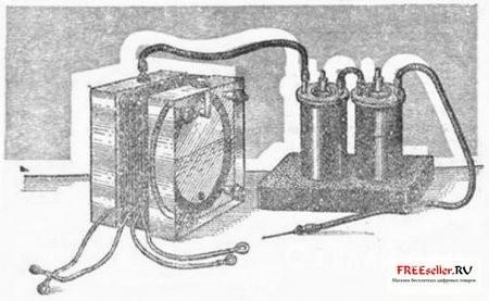 Электролизер своими руками чертежи