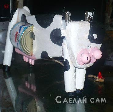 корова для сладкоежки