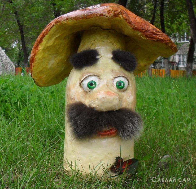 гриб Боровик
