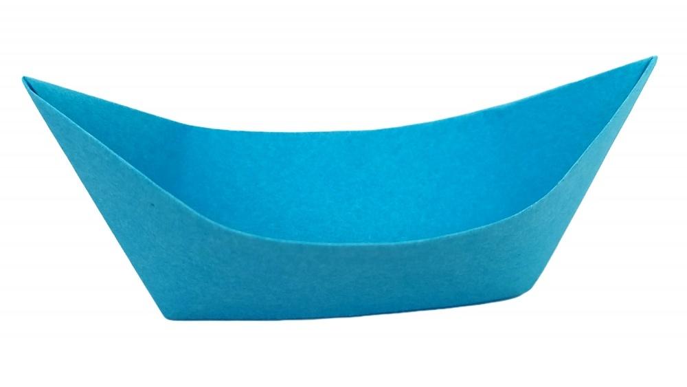 Как сделать кораблик из бумаги. Легкий способ для детей