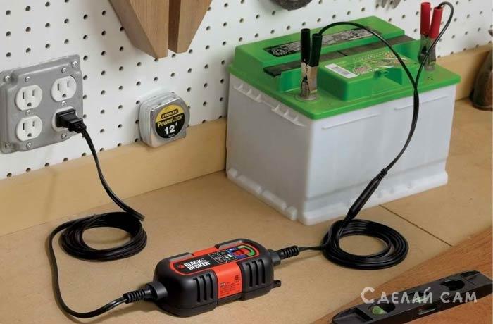Как зарядить аккумулятор на автомобиле? Простые советы