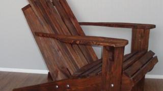 adirondack chair hand made