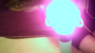 Это лампа!