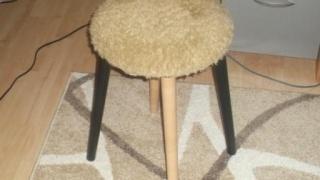 Вот такой стул после совсем небольших доработок