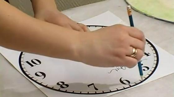 Часы своими руками ручной работы