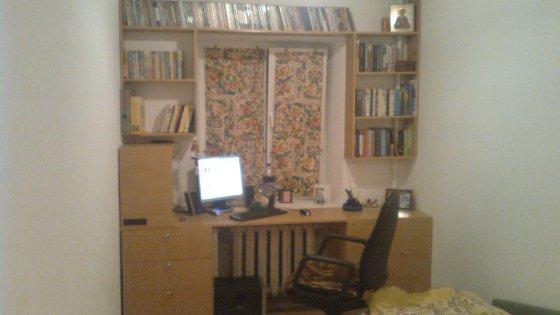 Окончательный вариант комнаты (по состоянию на 2010 год)