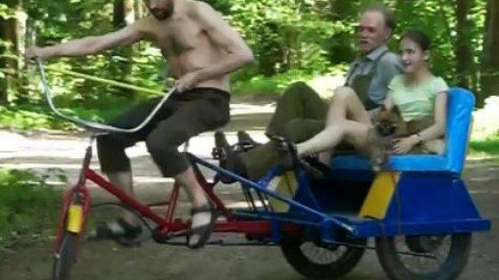 Абрамцевская вело-тройка-2011