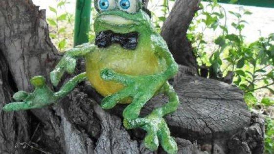 Лягуш Проспер.