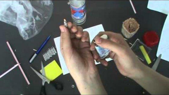 Как сделать воздушный фонарик своими руками