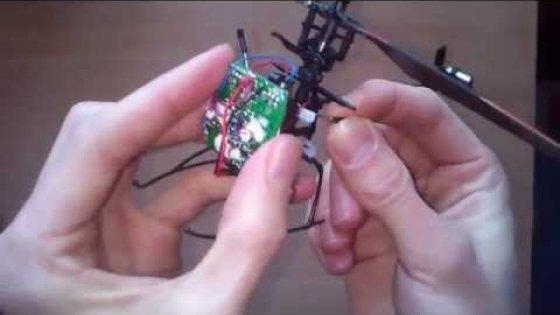 СДЕЛАЙ САМ - Вертолёт Wltoys V911 Зимний режим или как научиться летать. Видеообзор. Обзор