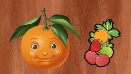 Как правилно чстити Апелсин с помущу лошки