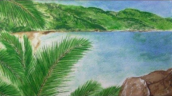 Цветные рисунки \ drawings \ watercolor painting