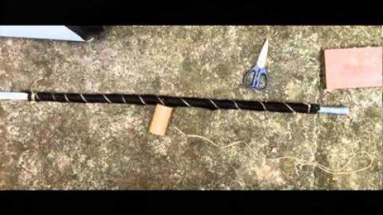 Вертикальная грядка из пластиковых труб