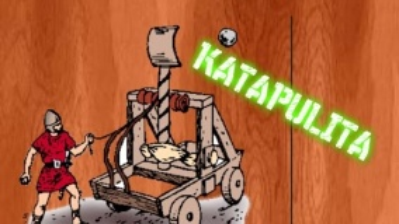 Как сделать  Катапульту
