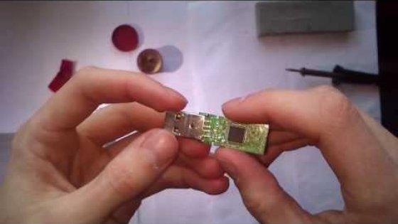 СДЕЛАЙ САМ - Ремонт USB флешки. Не определяется флешка.