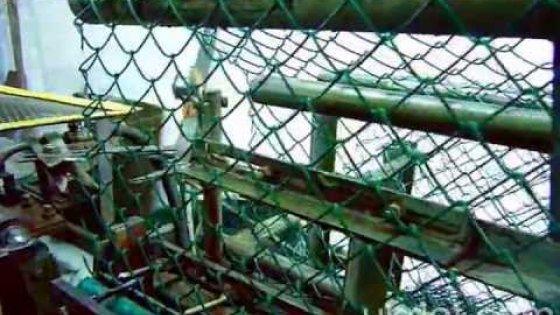 Станок изготовления сетки рабицы для проволоки ПВХ