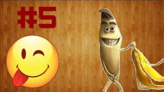 #5 ПРАВДА ИЛИ ЛОЖЬ-быстро почистить банан