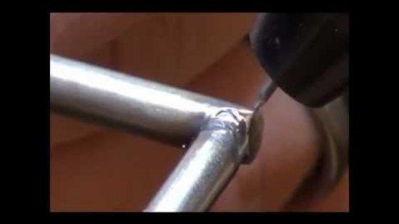 Сварка стальных прутков