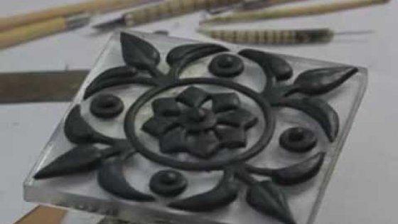 Лепка рельефных форм