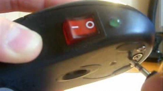 Лазер из DVD привода своими руками