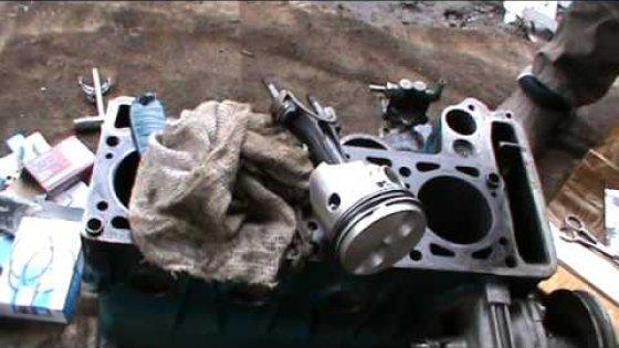 Сборка двигателя ВАЗ 2107. Сделай Сам!
