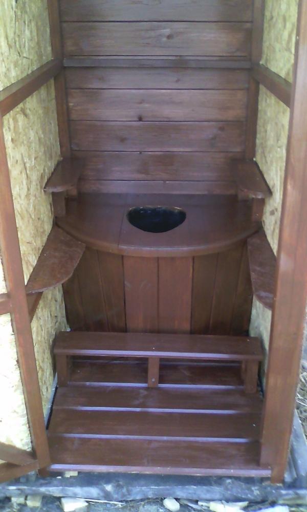 Рундук для туалета