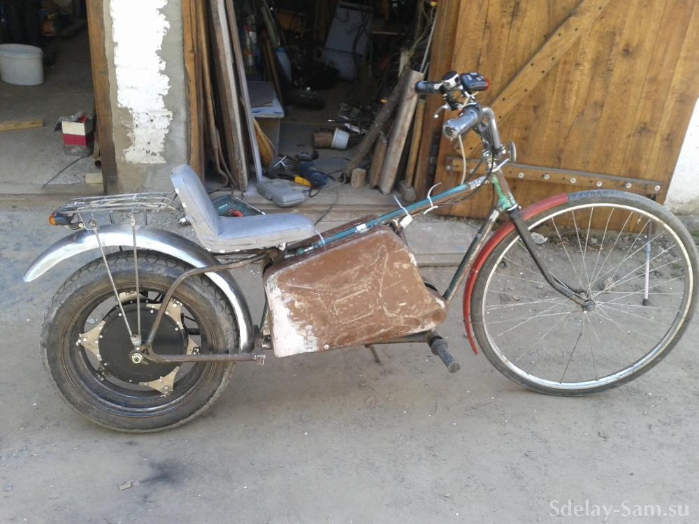 Как сделать крыло на велосипед своими руками из бутылки 28